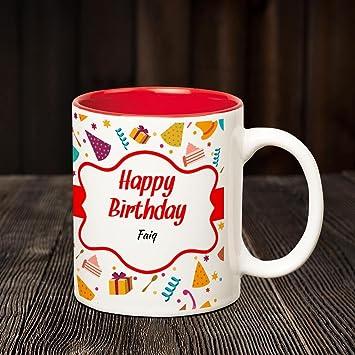faiq name birthday
