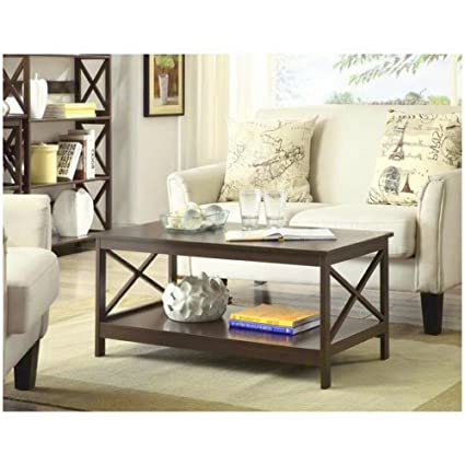 Coffee Table Centerpiece Decor For Living Room Wooden Tea Coctail Indoor Home Decoration Rectangular Design