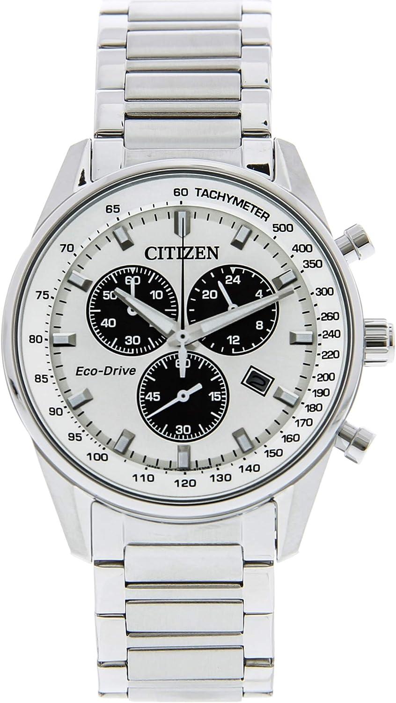 Citizen Chrono 2390 de Acero Eco-Drive AT2390-82A