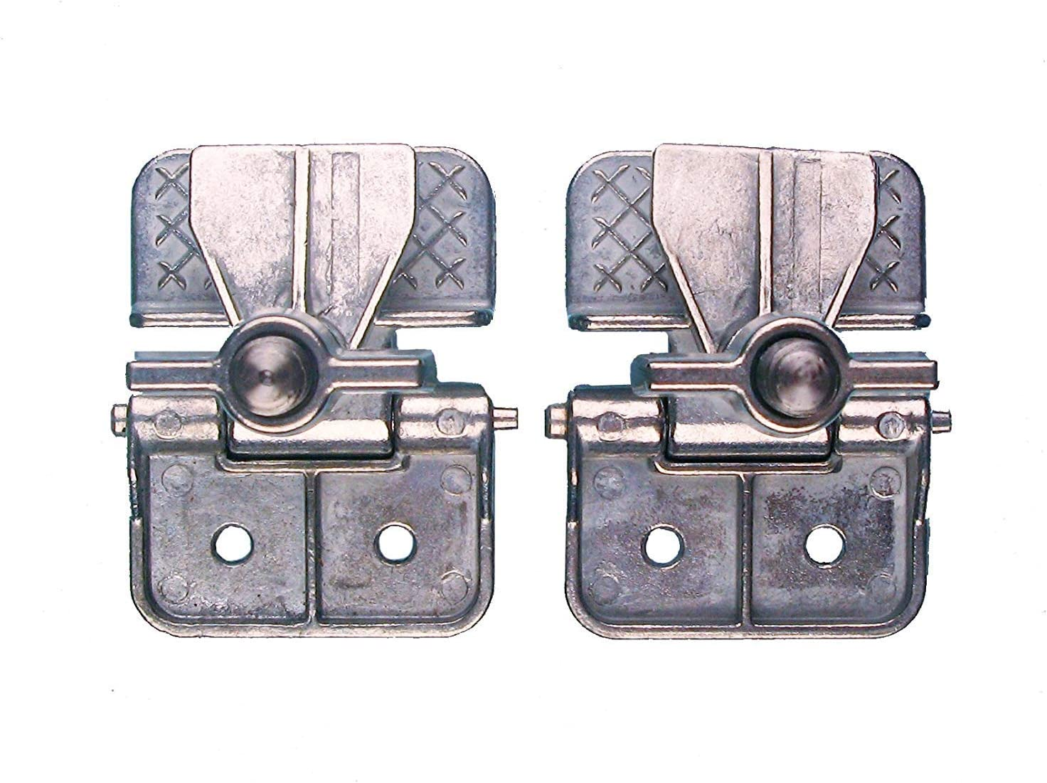 2 Pieces Speedball Heavy Duty Screen Printing Zinc Hinge Clamp