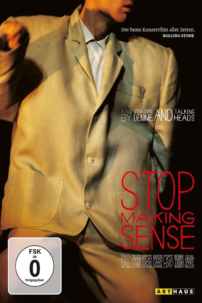 Stop Making Sense - Talking Heads Live (30th Anniversary Edition) [Alemania] [DVD]