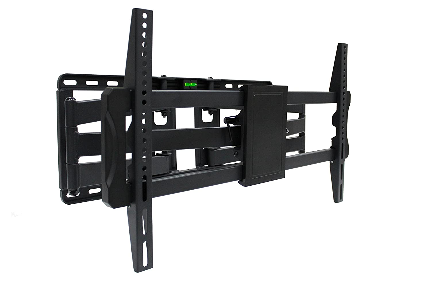 """Articulating TV Wall Mount Bracket - EasyMount for 37"""" – 80"""" TVs : Continu.us Universal TV Bracket with Full Function Articulation, Tilt + Swivel. Easy to Install & Perfect at Any Angle. 132 lbs Max"""