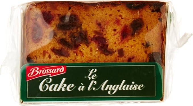 BROSSARD La Torta Inglés 400 G