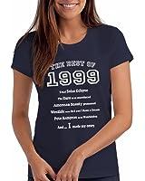 The Best of 1999 - T-shirt cadeau pour le 18e anniversaire - Femmes