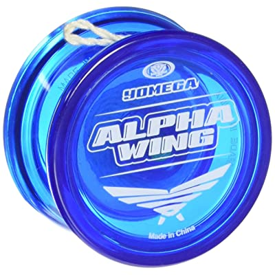 Yomega Alpha Wing Yoyo - for The Beginner Level Player (Colors May Vary): Toys & Games