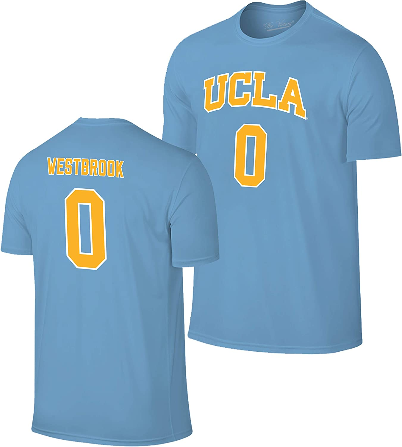 Adult NCAA College Legend Name and Number T-Shirt