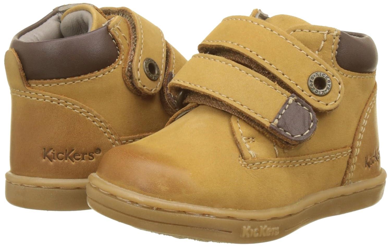 cd2b3b38ac2a Kickers Tackeasy, Bottes & Bottines bébé garçon: Amazon.fr: Chaussures et  Sacs