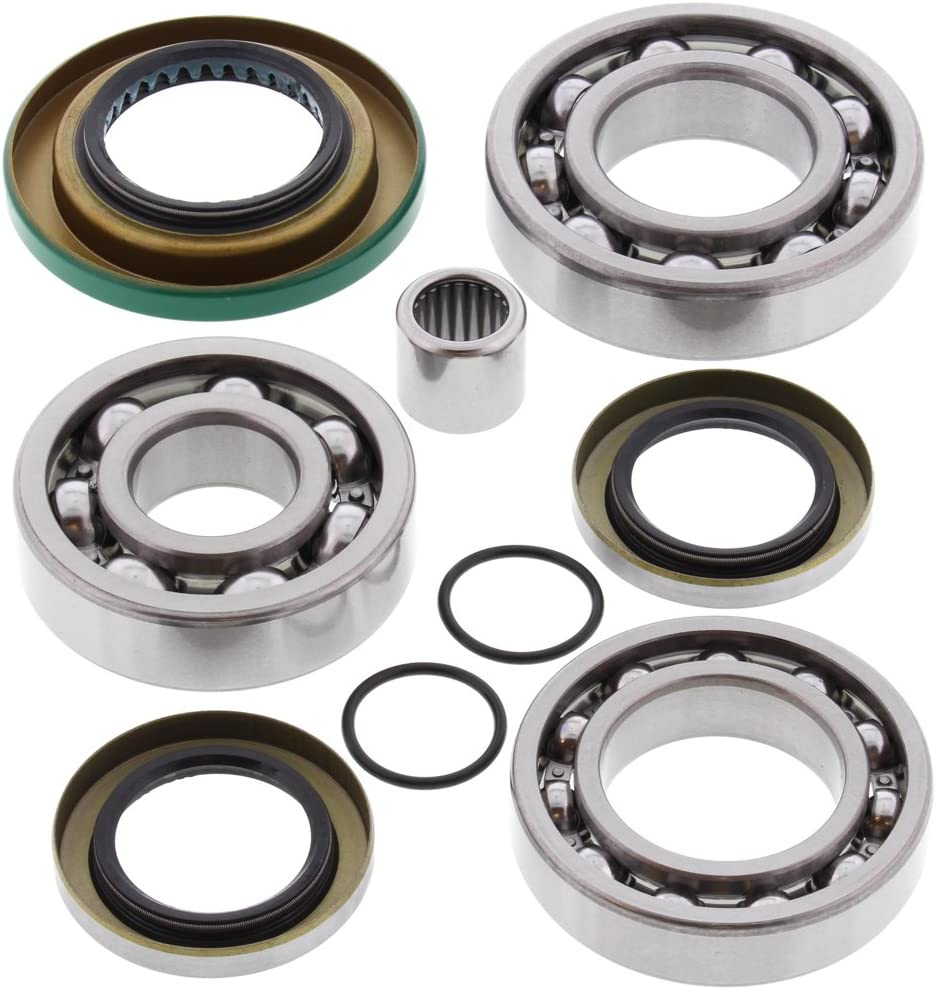 Differential Bearing And Seal Kit~2010 Can-Am Renegade 800 X All Balls 25-2069