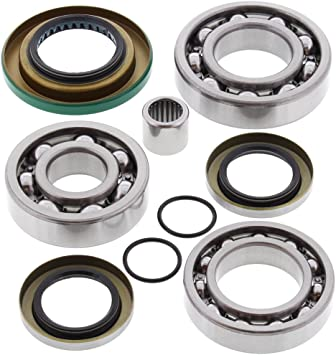 Front Differential Seals Kit Can-Am Renegade 1000 4x4 EFI 2012 2013
