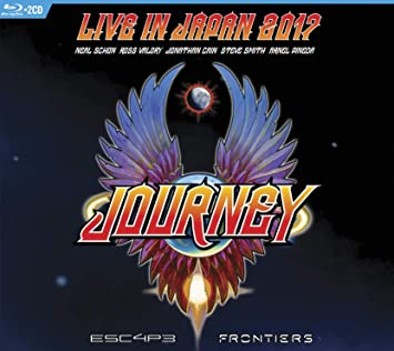 Escape & Frontiers Live in Japan