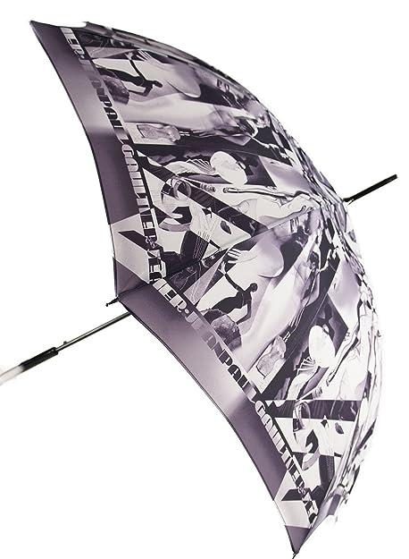 Paraguas Siluetas Blanco y Negro