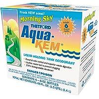 $20 » Aqua-Kem Morning Sky RV holding tank treatment - deodorant | waste digester | detergent - 8 oz,…