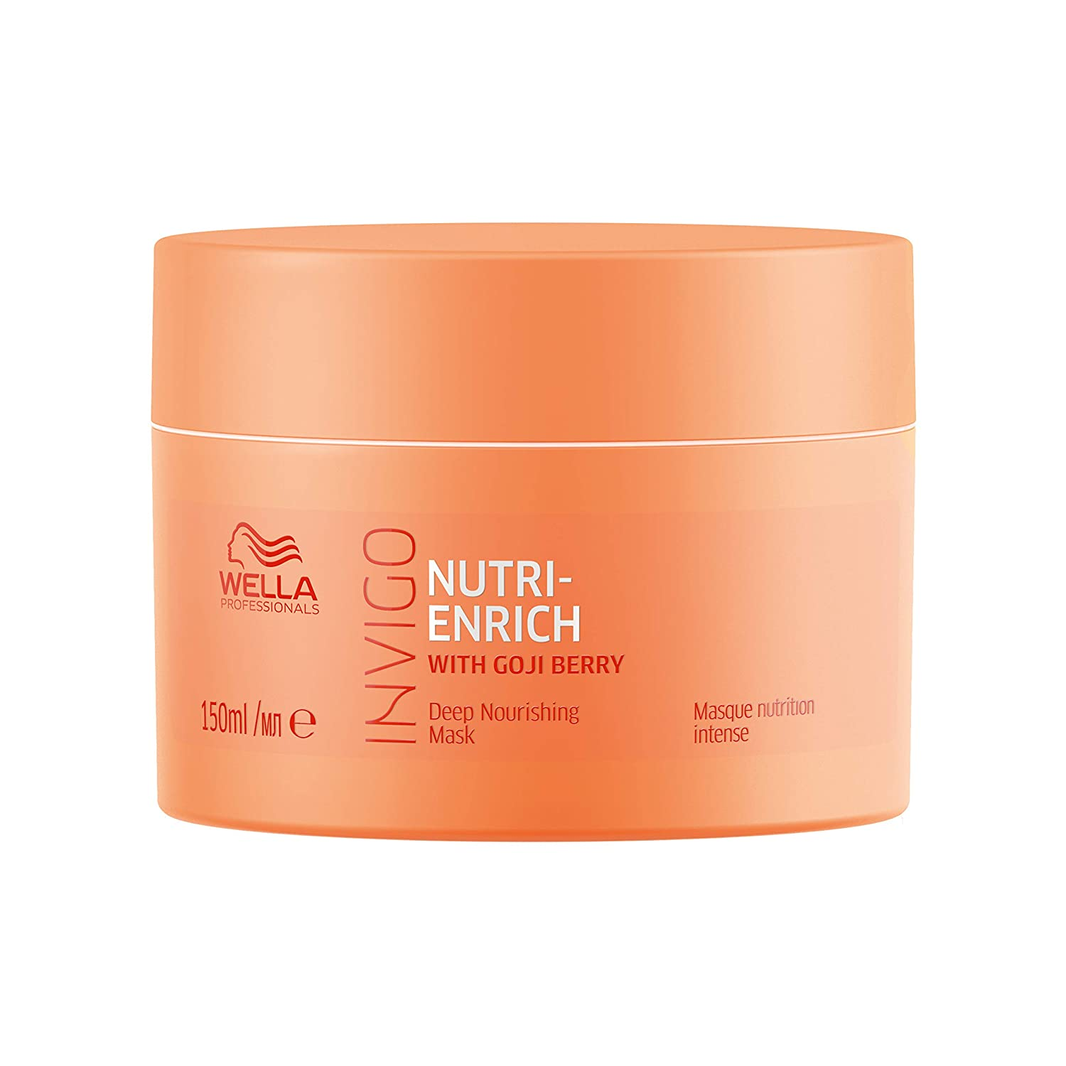 Wella Professionals Deep Nourishing Hair Mask : Best hair spa for dry frizzy hair