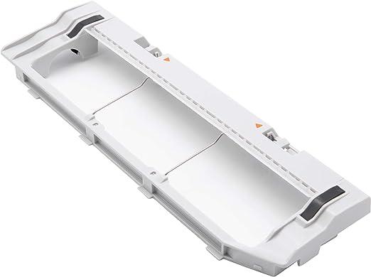 vhbw Tapa del cepillo de repuesto compatible con Xiaomi Mi Roborock S50, S51, S55 robot aspirador - cubierta del cepillo principal: Amazon.es: Hogar
