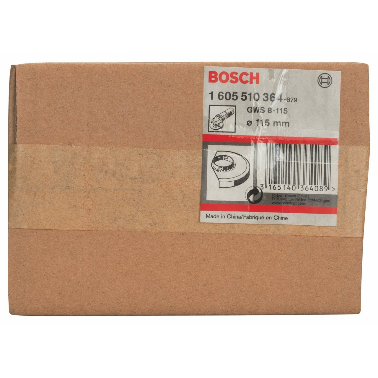 Bosch 1605510364 Protective Guards without Cover for Grinding