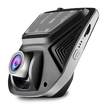 NEXGADGET Dash Cam FHD 1080P Car Camera 170°Wide Angle Lens Night