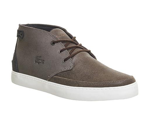Lacoste Clavel Brown Shop Official shoes online hot sale