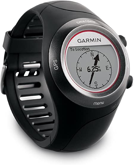Garmin Forerunner 410, Monitor de ritmo cardíaco, 124 x 95 Pixeles ...