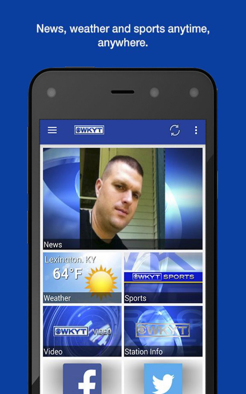 Amazon com: WKYT News: Appstore for Android
