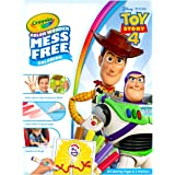 Crayola Color Wonder  Coloring Book Pages & Markers, Mess Free Coloring, Gift for Kids Toy Story 4