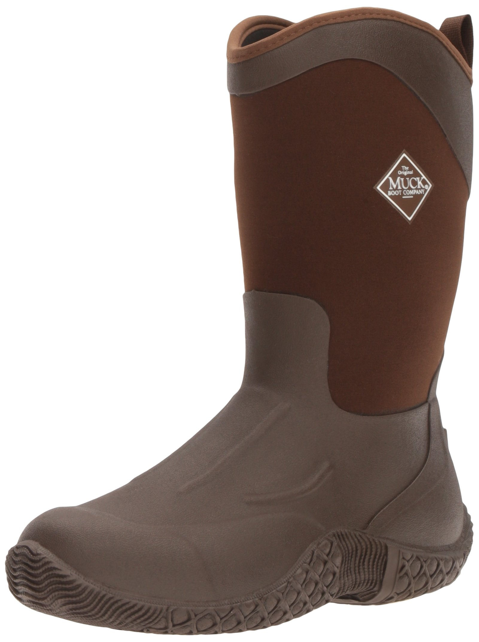 Muck Boot Women's Tack II Mid Snow Boot, Brown, 8 M US by Muck Boot