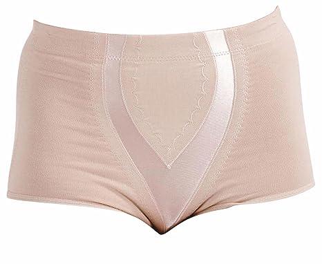 Beauforme Womens Firm Control Shaper Bum Lift /& Tummy Tuck P020 Black or Nude