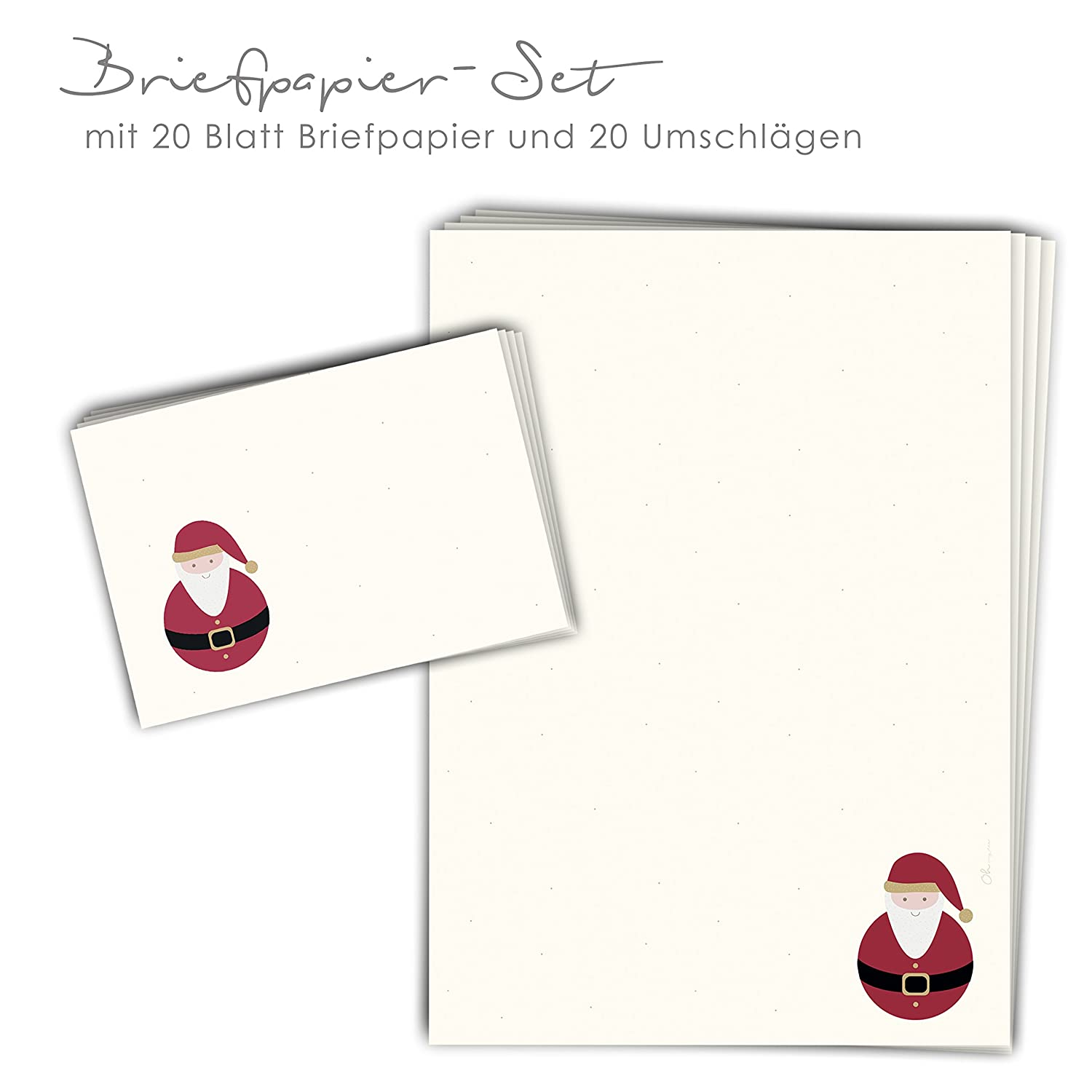 'Letter Writing Paper Set