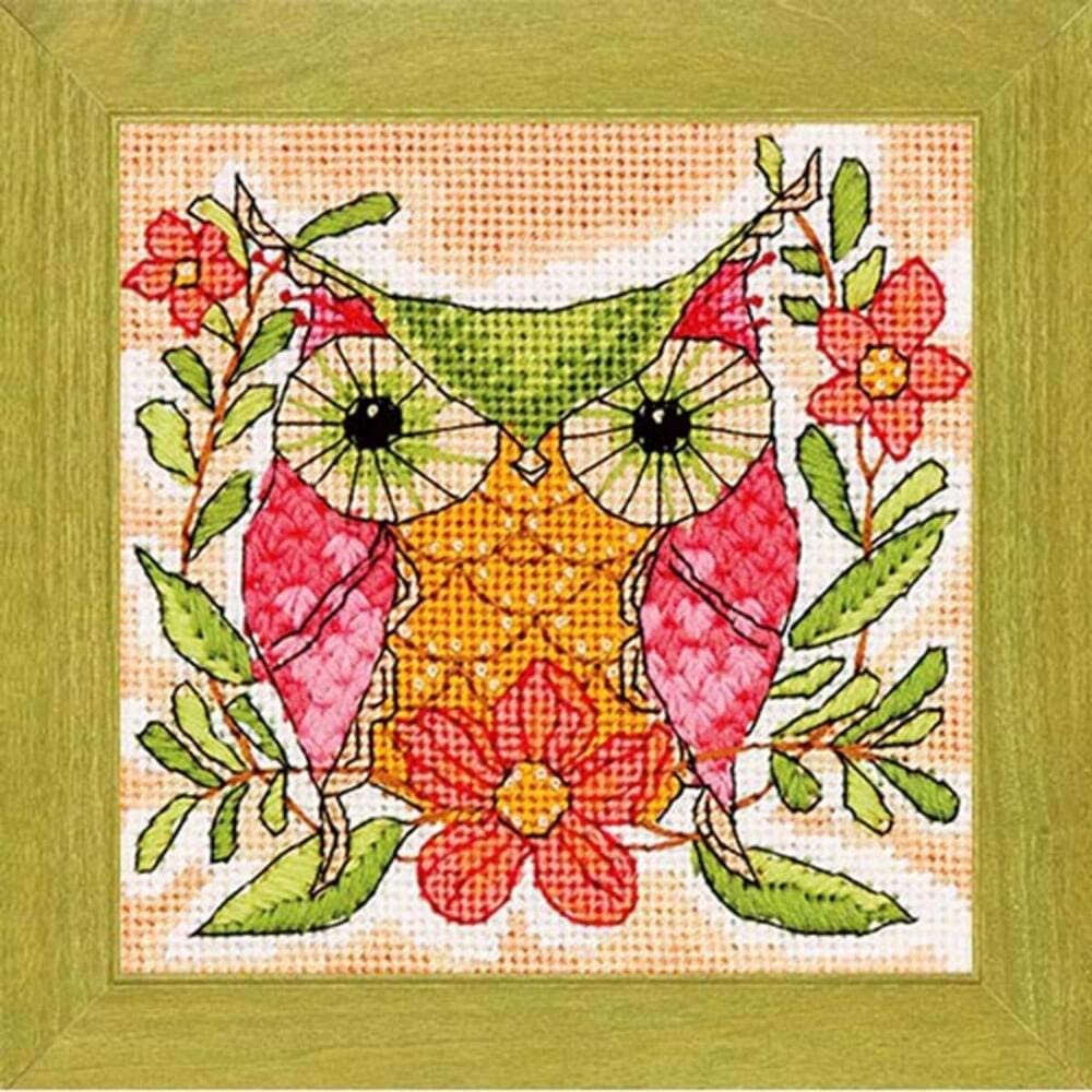 Dimensions Crafts Needlepoint Kit Dragon Lily