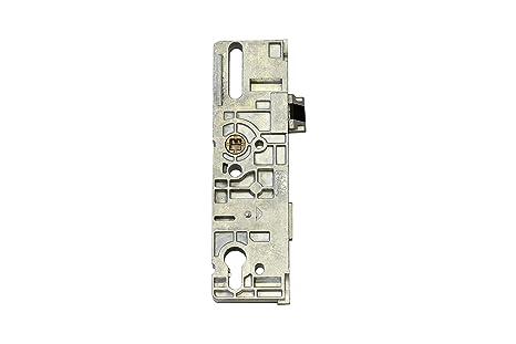 Roto 4592P8 C600 - Cerradura para puerta, color plateado ...
