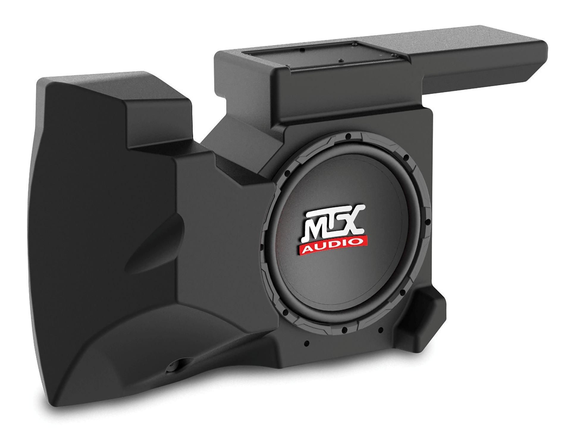 MTX Audio 2018 Polaris RZR 4 900 EPS Two Speaker, Dual Amplifier, Single Subwoofer Audio System By RZRSYSTEM2