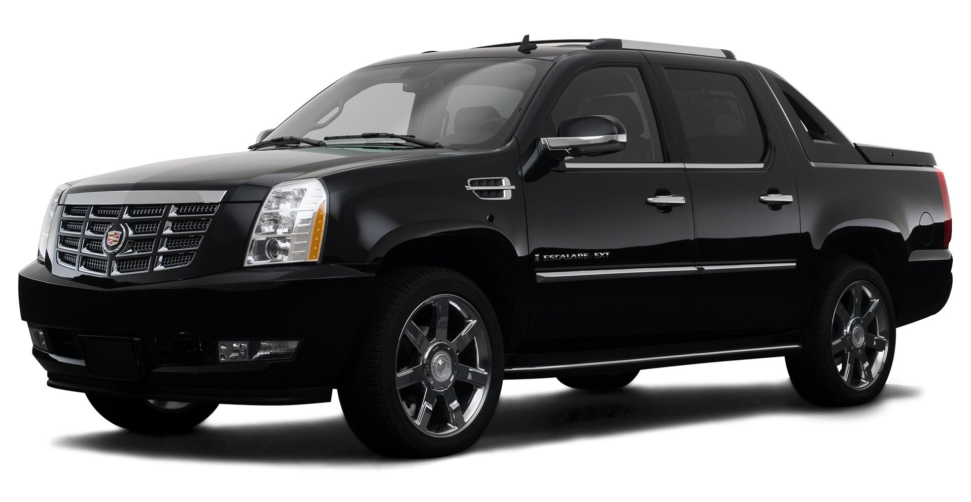2008 cadillac escalade ext reviews images and specs vehicles. Black Bedroom Furniture Sets. Home Design Ideas