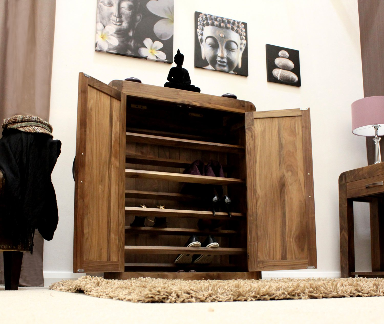 strathmore solid walnut furniture shoe cupboard cabinet. Strathmore Solid Walnut Furniture Shoe Cupboard Cabinet R