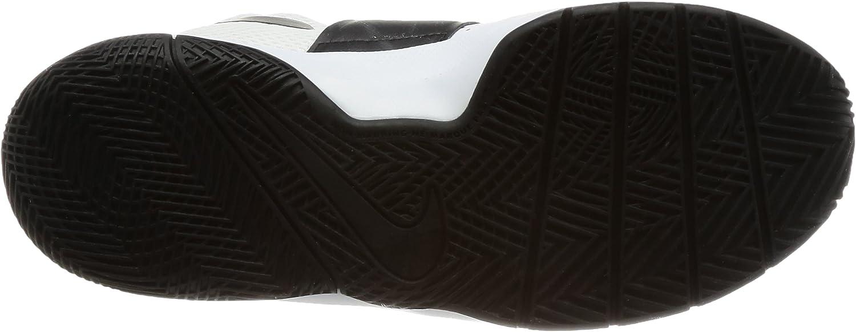 NIKE Team Hustle D 8 GS Zapatos de Baloncesto para Ni/ños