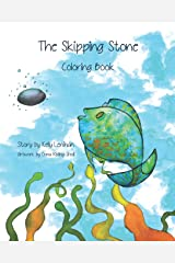 The Skipping Stone: Coloring Book Paperback