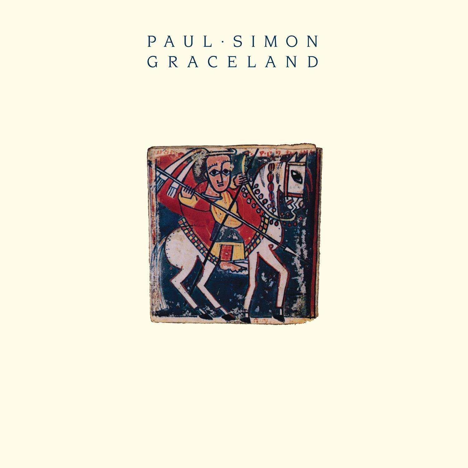 Graceland 25th Anniversary Edition Vinyl