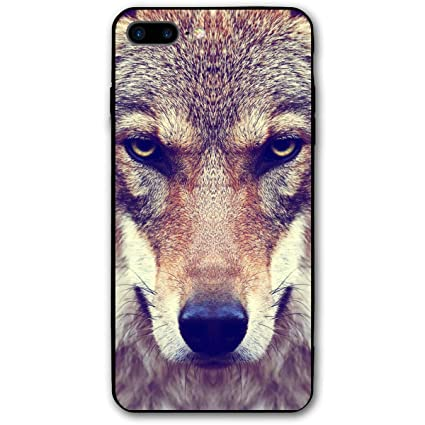Amazoncom Pabcdef Staring Wolf Wallpaper Iphone 7 Plus 8