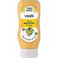 Veeba Honey Mustard Dressing, 300g