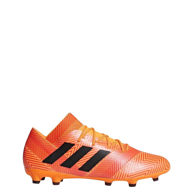 Orange (Mandar   Negbás   Rojsol 000) adidas Nemeziz 18.2 FG, Chaussures de Football Homme 46 EU