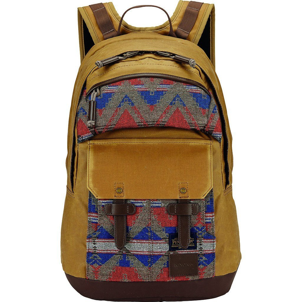 Nixon West Port Backpack - Washed Americana