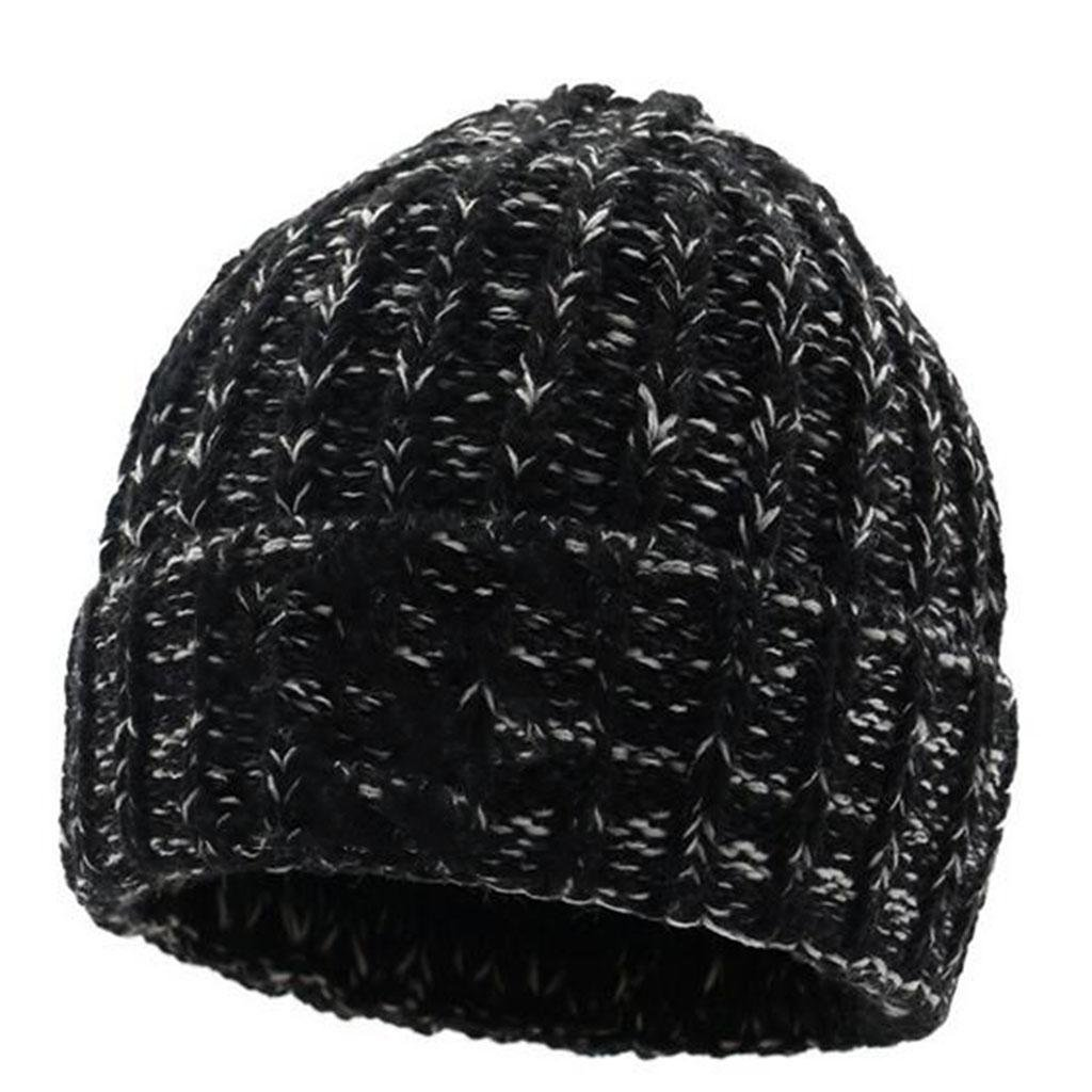 invierno Además de cachemira Más grueso Mantener caliente Tapa de línea Modelos femeninos Sombrero t...