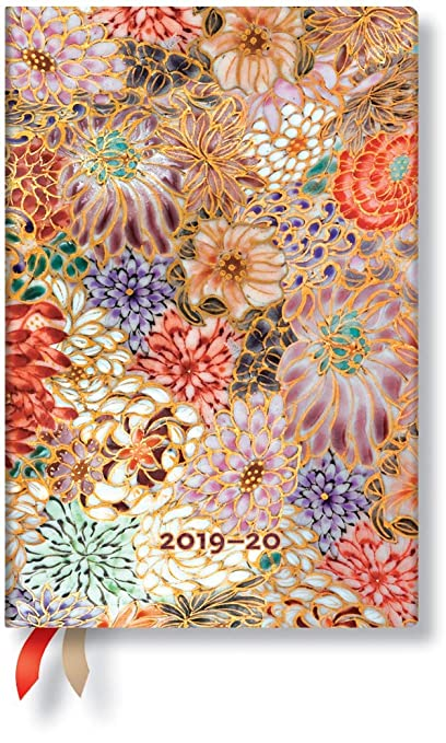 Paperblanks 2019-2020 Kikka - Agenda escolar (18 meses, vista ...