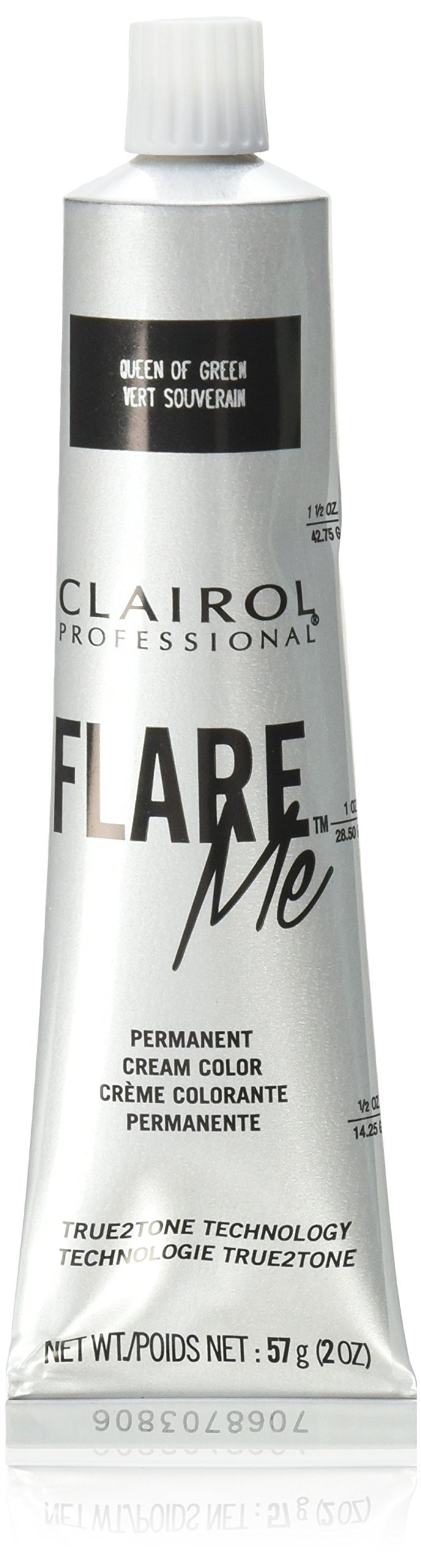 Clairol Professional Flare Me Queen of Green, 2 Ounce
