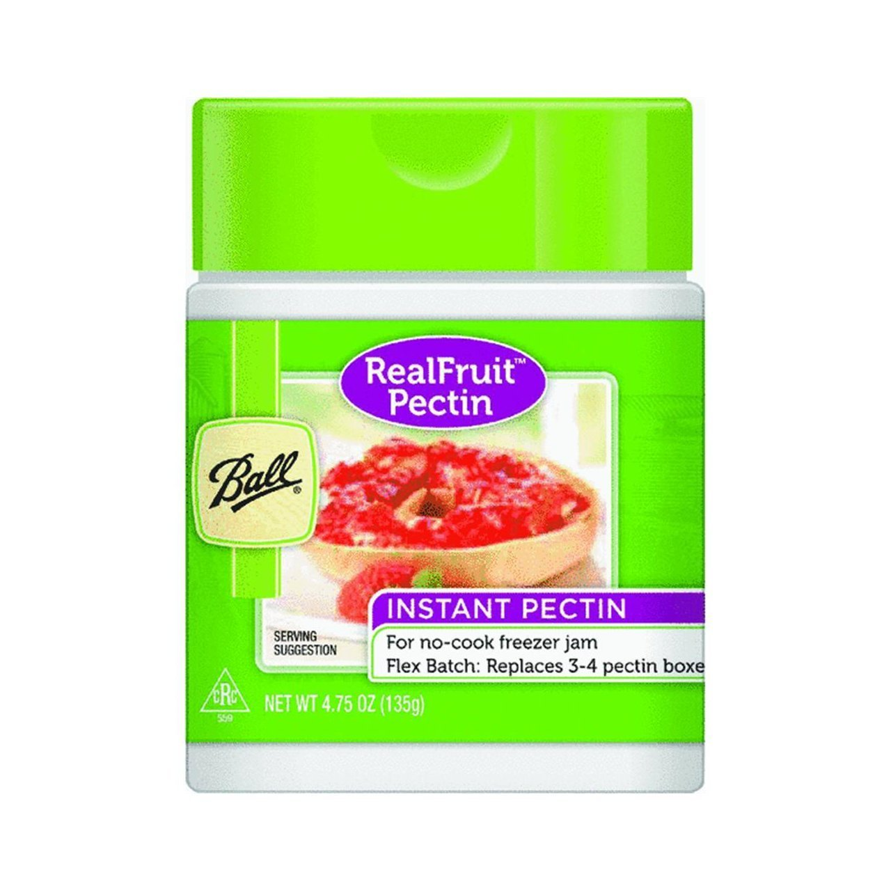 Ball Realfruit Instant Pectin, 4.7 OZ (Pack of 4) by Ball