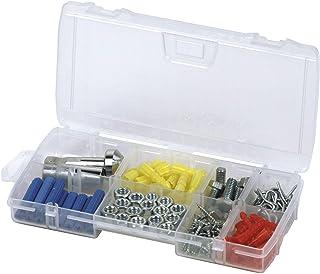 Stanley Organizer (mit 11 Fächern, transparent, zwei verschiedene Fächergrößen, 21x3,5x11,5, für Kleinteile) 1-92-888