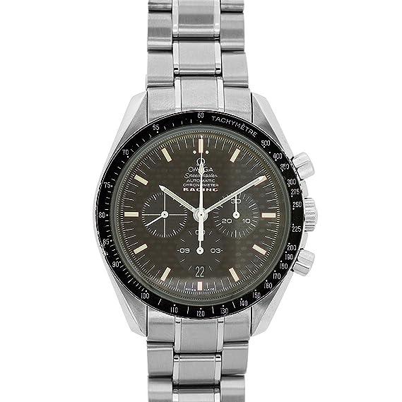 Omega Speedmaster automatic-self-wind Mens Reloj 3552.59.00 (Certificado) de segunda mano: Omega: Amazon.es: Relojes