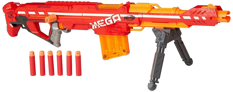 Nerf MEGA RotoFury Review   Nerf Gun Attachments