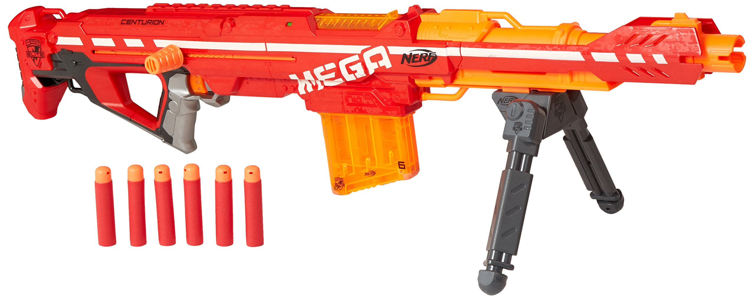 Nerf Mega Centurion Flying Disc