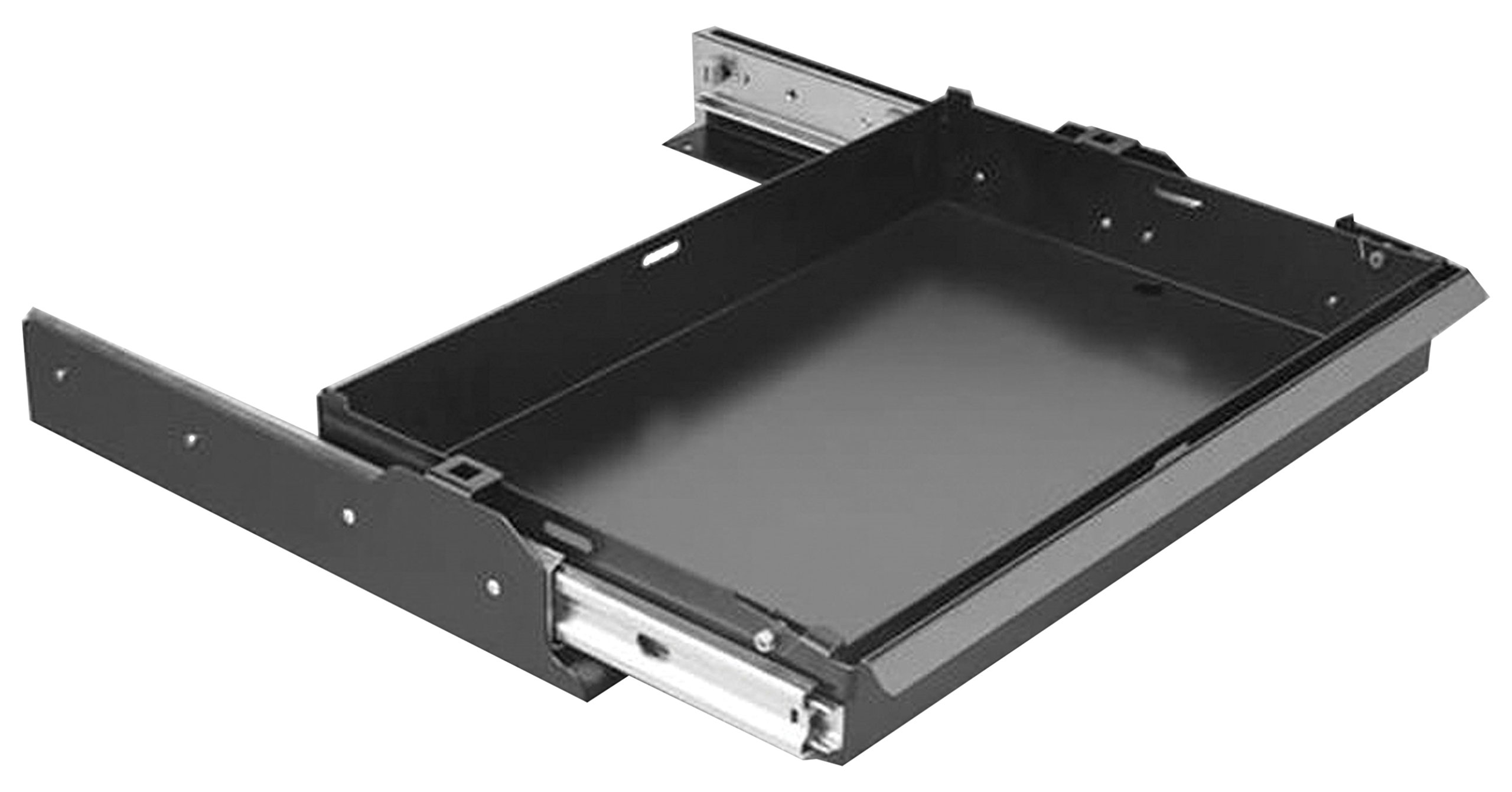 MORryde MORyde SP60-044 Sliding Battery Tray - 24.25'' x 24.15'' x 2.75'' by MORryde