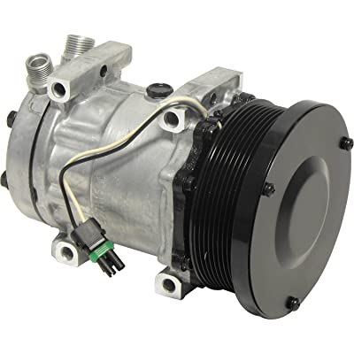 Universal Air Conditioner CO 4698C A/C Compressor: Automotive