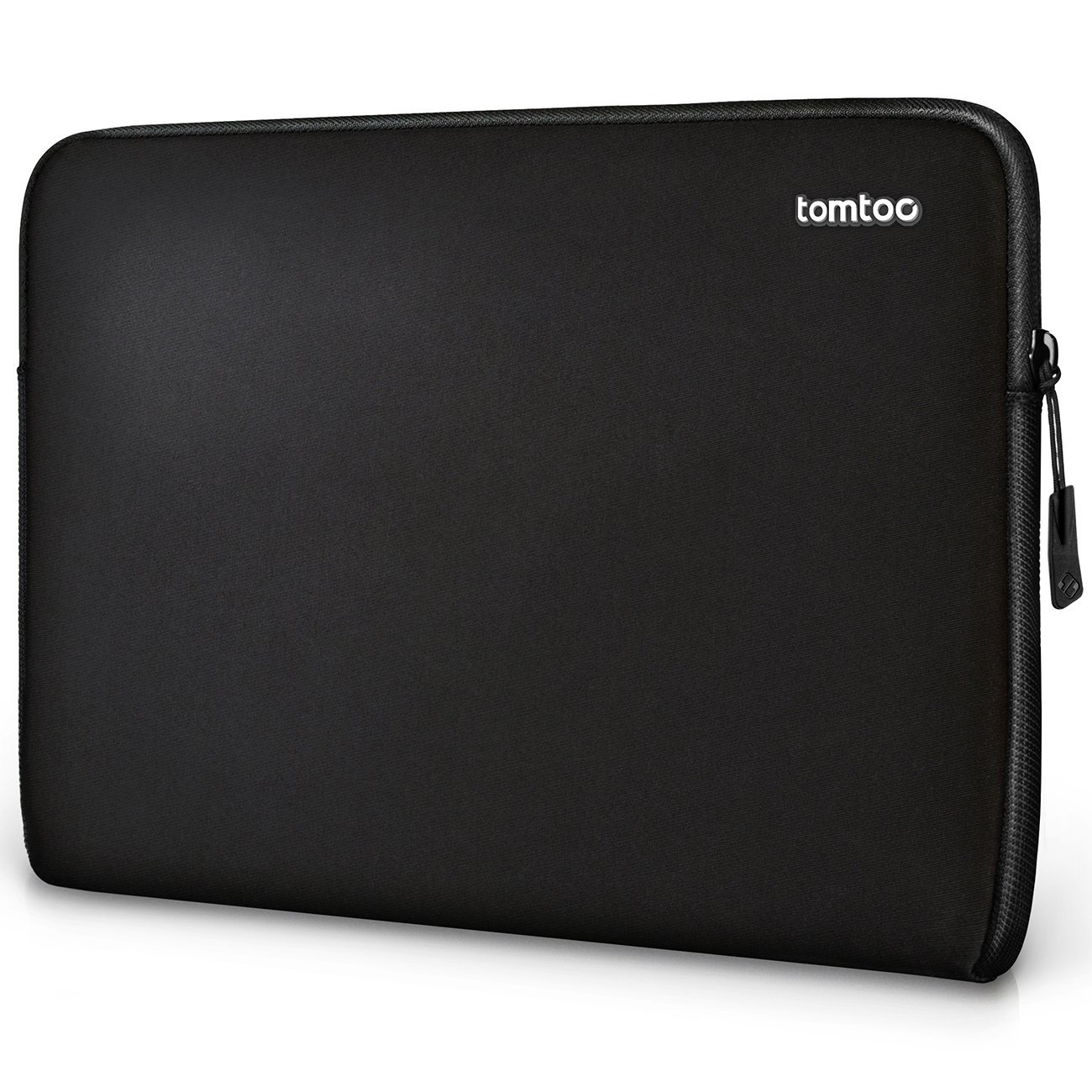tomtoc Laptop Sleeve Fit for Microsoft New Surface Pro/Apple 13-inch MacBook Pro Thunderbolt 3 (USB-C) A1989 A1706 A1708/ Dell XPS 13, Black